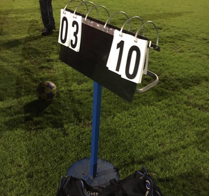 Gemengd korfbal buitentoernooi 2017
